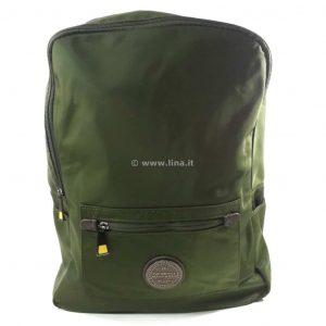 Zaino Backpack Leggero The Bridge Verde Line Ezgoing - N10EZG420075