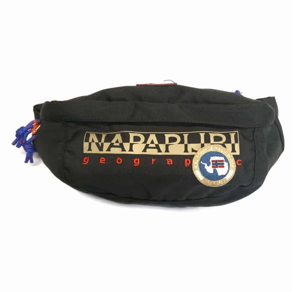 Marsupio Napapijri NOTH CAPE nero - N3R27041 e506de95aca