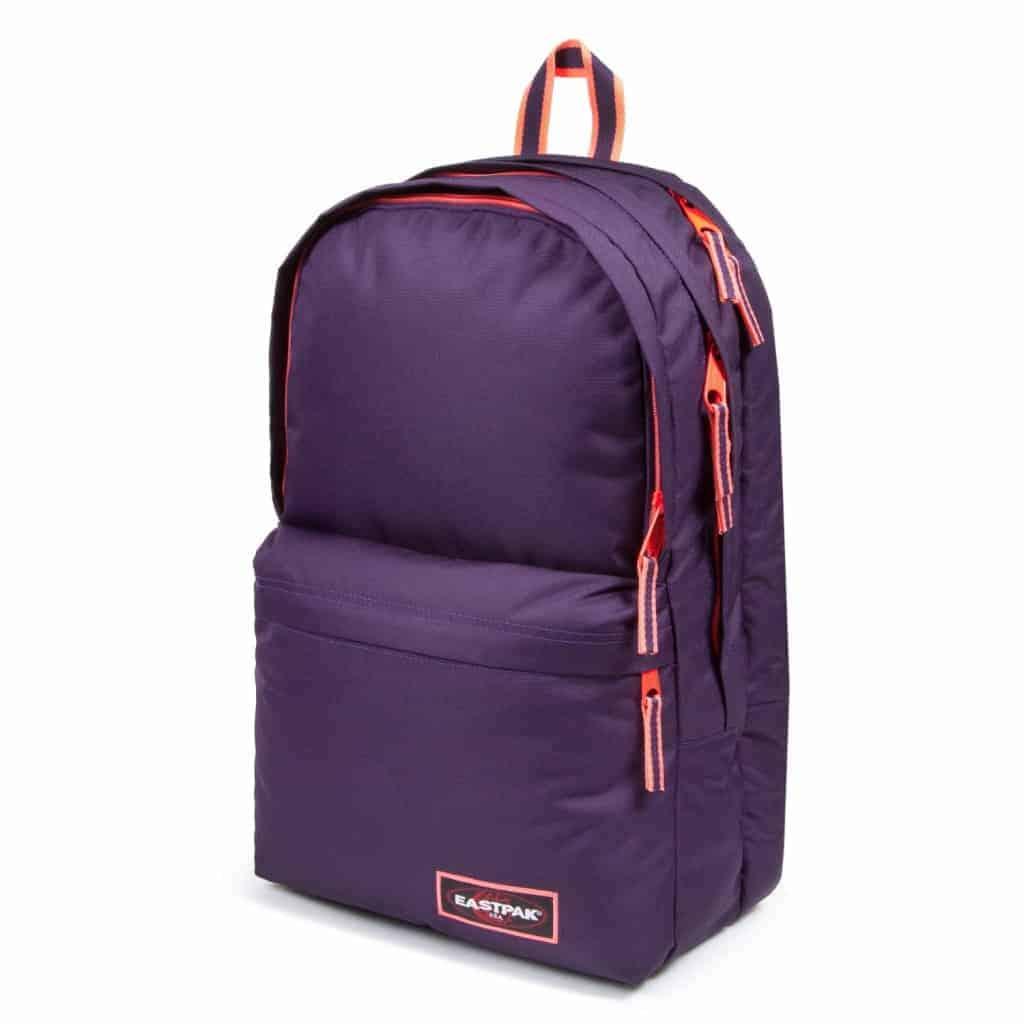 Zaino eastpak braker porta pc 17 blakout purple ek100 27d - Zaino porta pc eastpak ...