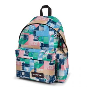 Zaino Eastpak Padded Pak'r quadrangle soft  - EK620-63M