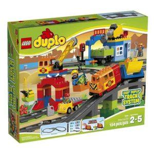 Lego Duplo set  treno deluxe ville 10601  - LEGO10508