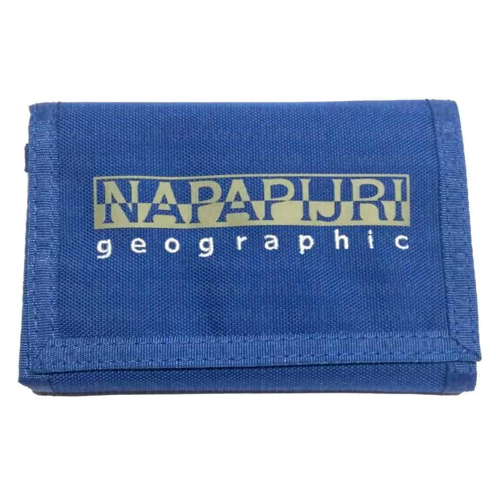 8164aef0cc Portafoglio Napapijri Hallet royal - N0YFMHB33