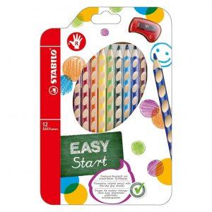 Matite Easy Color Stabilo 12 Colori Destri  - 332/12