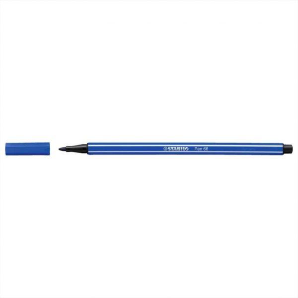 Pennarello Stabilo PEN68 blu oltremare  - 68/32