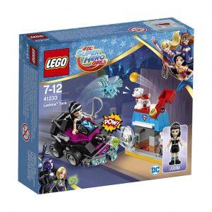 Lego SUPER HEROES GIRLS carro armato di Lashina  - LEGO41233