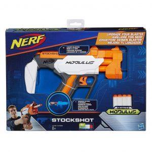 Nerf pistola N-STRIKE MODULUS Stockshot  - HASC0391