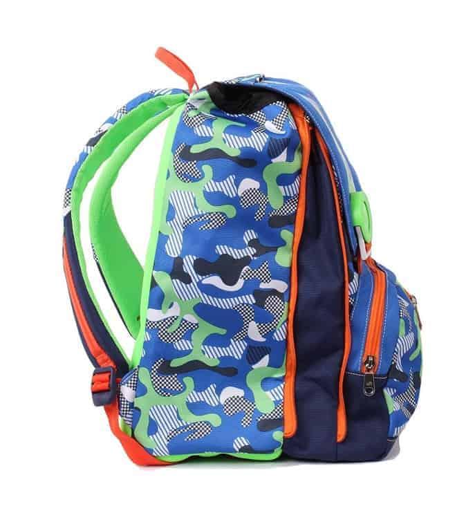 870efaeff4 Zaino Seven sdoppiabile BIG NEW CAMOU boy blu - 201001689-535.  201001689-535-1