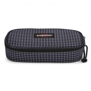Astuccio Eastpak OVAL gingham grey