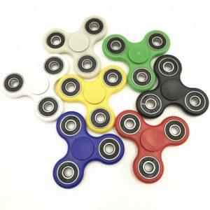 Hand Spinner Fidget colori vari