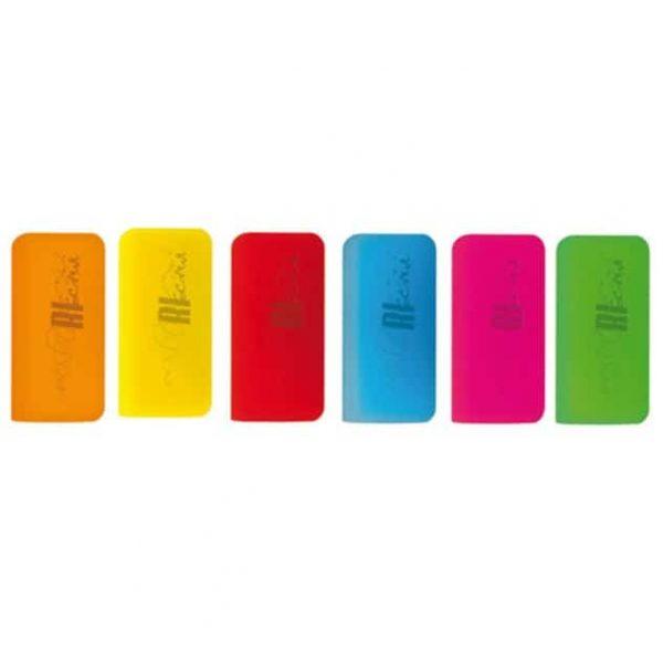 Osama RISCRIVI gomma silicone colori assortiti