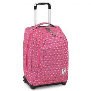Trolley Invicta EXTRA BUMP gift fantasy rosa