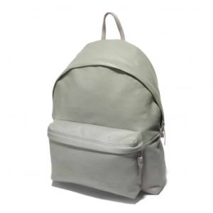 Zaino Eastpak Leather Padded Pak'r grey