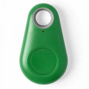 Localizzatore Bluetooth Portachiavi Intelligente Ritrova Oggetti Verde