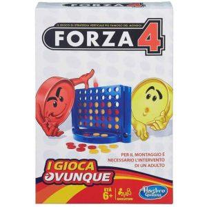 Hasbro Forza 4 travel