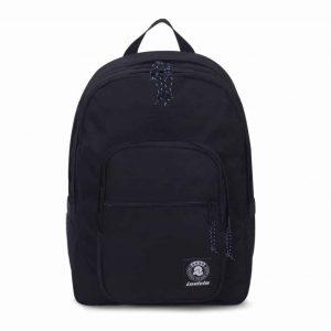 Jelek Plain Invicta Backpack Jet Black