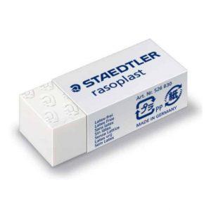 Gomma Staedler RASOPLAST B30 43x19x13 mm bianca