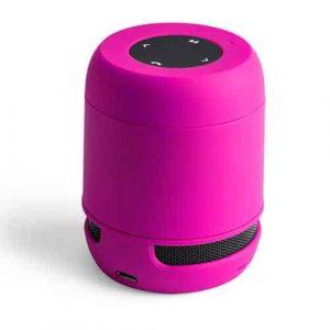 Speaker Braiss Bluetooth Fuxia