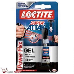 Colla Super Attack Power flex gel 3g