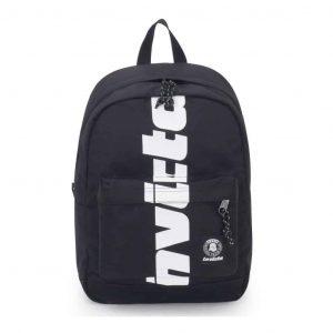 Carlson LOGO Invicta Backpack Nero