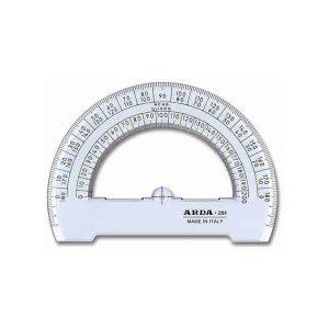 Goniometro 180°/12cm Linea Uni