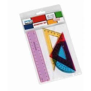 Geometry set colori assortiti