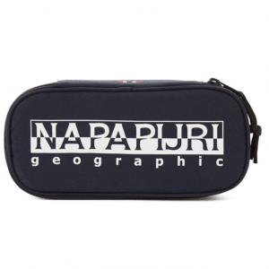 Astuccio Napapijri HAPPY pen organizer blu marine