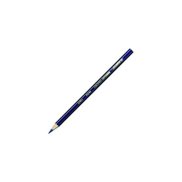 Giotto matita in legno refil Supermina blu oltremare