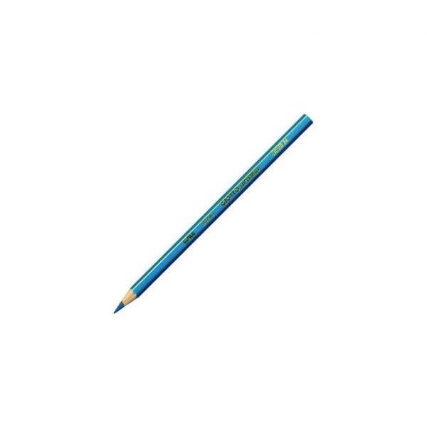 Giotto matita in legno refil Supermina blu turchese