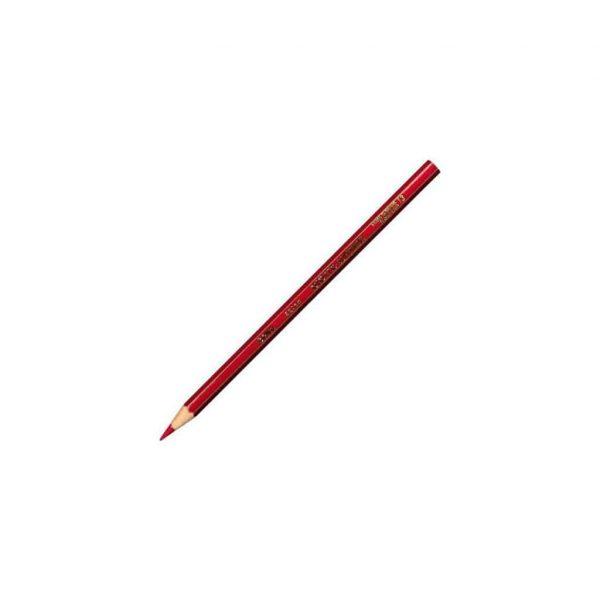 Giotto matita in legno refil Supermina rosso carminio