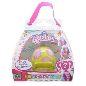 Kekilou K-CUTIE mini borsa Joyce trasformabile in bambola