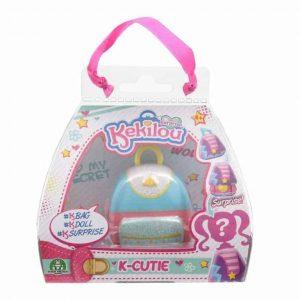 Kekilou K-CUTIE mini borsa Nicole trasformabile in bambola