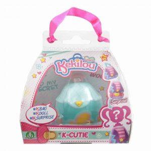Kekilou K-CUTIE mini borsa Tess trasformabile in bambola
