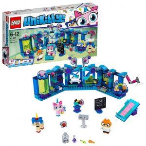 Lego UNIKITTY Il laboratorio della D.ssa Volpe