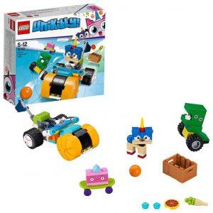 Lego UNIKITTY Il triciclo di Prince Puppycorn