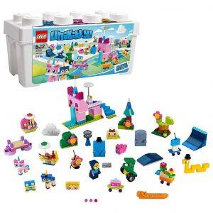 Lego UNIKITTY Scatola di mattoncini creativi Unikingdom