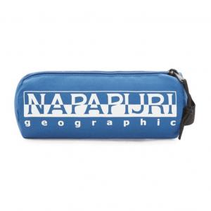Astuccio Napapijri HAPPY pencil case blu chiaro