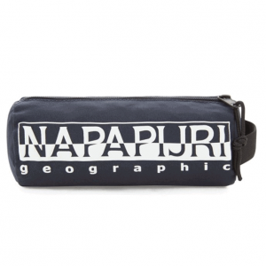 Astuccio Napapijri HAPPY pencil case blu marine