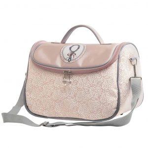 Beauty case da viaggio MATHILDE M Madmoiselle Marquise rosa 33x28x21
