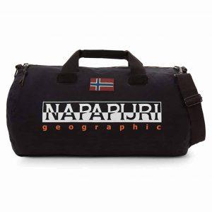 Borsone da viaggio Napapijri BERING 48lt nero