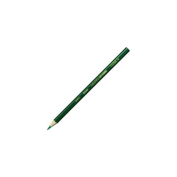 Giotto matita in legno refil Supermina verde smeraldo