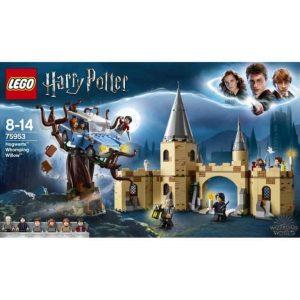 Lego HARRY POTTER Il Platano Picchiatore di Hogwarts