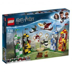 Lego HARRY POTTER Partita di Quidditch