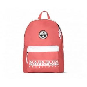 Zaino Napapijri HAPPY DAY PACK corallo bianco