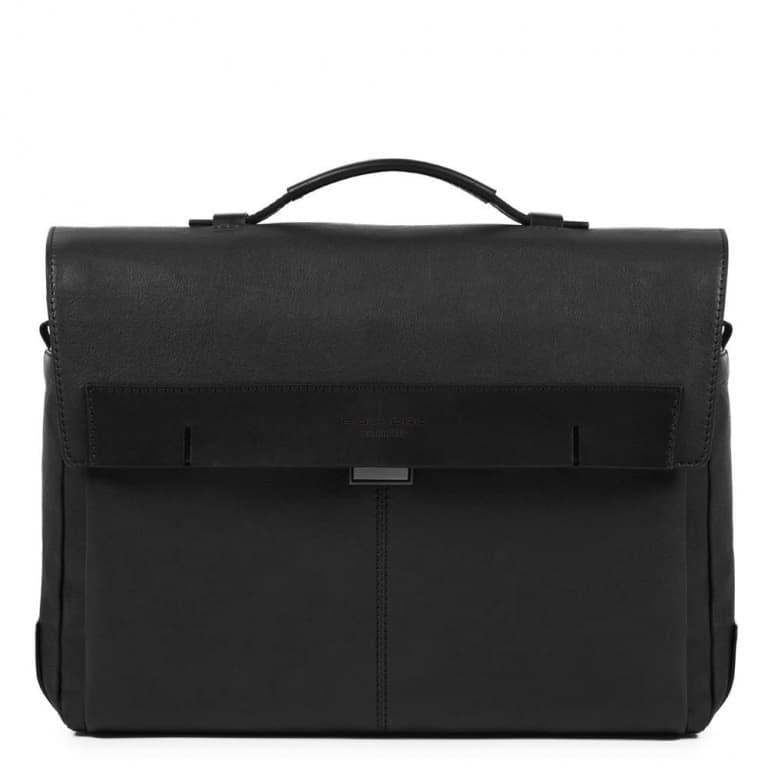 ... pelle Pyramid nero – CA4585W93 N. Cartella Piquadro porta pc e iPad 10.  Offerta fa641abce38