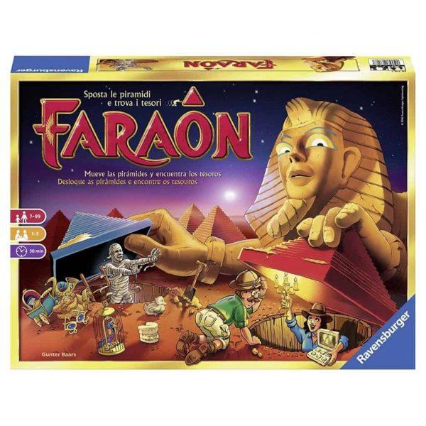 Faraon Ravensburger gioco da tavola