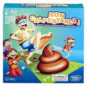 Play-Doh Non Calpestarla