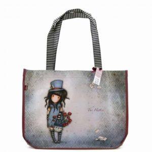 Shopping Bag Gorjuss Grande The Hatter