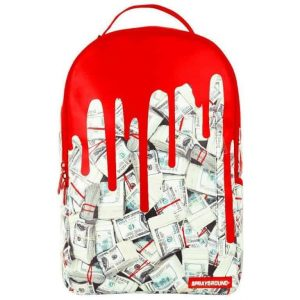 Zaino Sprayground Money Drips