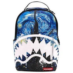 Zaino Sprayground Van Gogh Shark