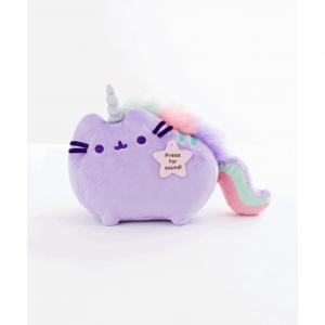 Peluche unicorno viola Pusheen